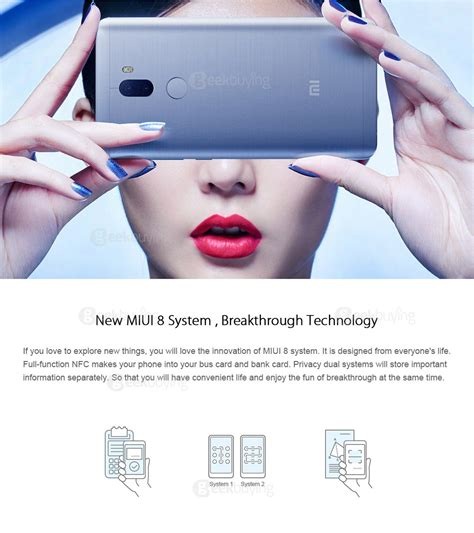 Xiaomi Mi 5s Plus 64gb Rosegold xiaomi mi 5s plus 6gb 128gb smartphone gold