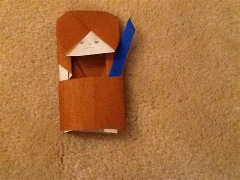 Master Origami - custom jedi master origami yoda