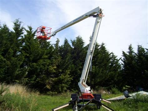 Cherry Picker Description by Smiths Hire Rental Equipment Specialists 15m Cherrypicker