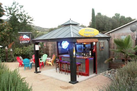 backyard pub top man sheds from around the globe man cave ideas