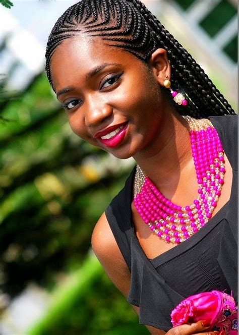 ghana braids styles  pictures  trends