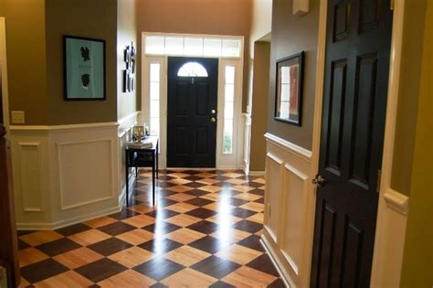 wall painting ideas for entryway