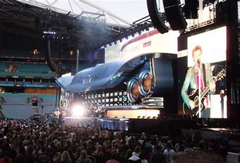 review bon jovi keep the faith in sydney megaphone oz