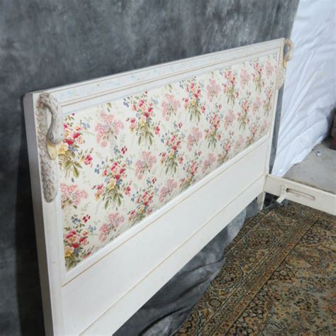 shabby chic king size bed casey and gram