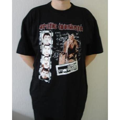 Arctic Monkeys T Shirt 1 t shirt arctic monkeys boutique vetements rock mode en ligne