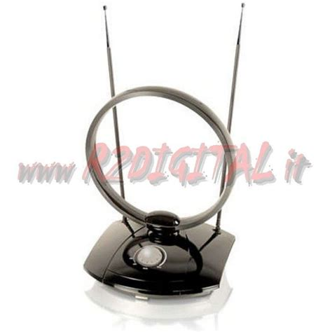 antenna interna per digitale terrestre antenna tv dvb t 38 db televisore digitale terrestre