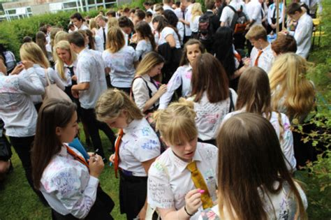Shirt Mba And Triathlete by Year 11 Leavers Mounts Bay Academy
