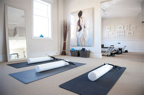 welcome to exhale pilates studio