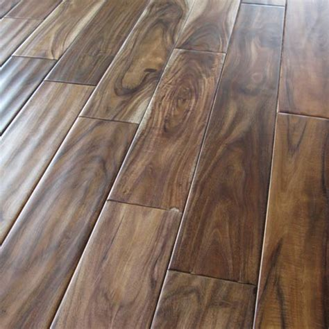 acacia natural 11 16 quot x 4 8 quot x 1 3 1 common and better handscraped prefinished flooring