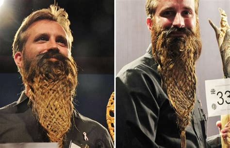 crazy hipster beards rule 2016 facial hair chionships world beard and moustache chionships
