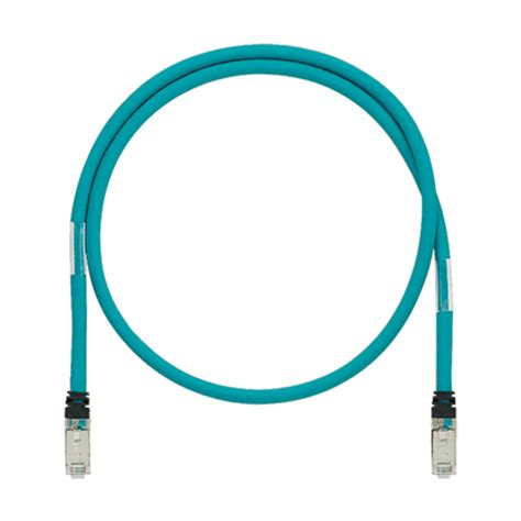 Patch Cord Cat 5e 4 1 2 Meter category 5e shielded 600v industrial and harsh