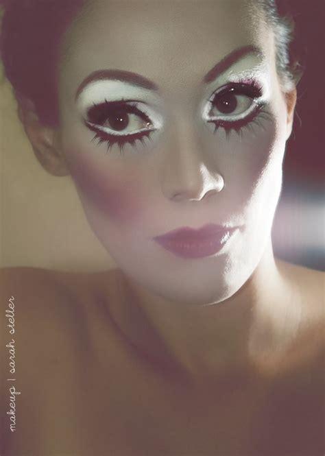 theatrical fantasy makeup  sarah steller  behance