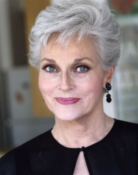 beautiful hairstyle for 60 year old woman pictures actores vincent price christopher lee y lee meriwether