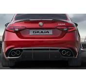 Alfa Romeo Giulia Quadrifoglio Ufficiale  News Prove Su Strada E