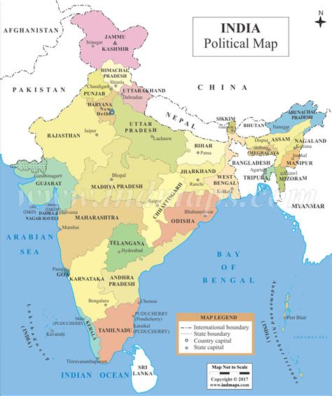 india political map images india political map political map of india