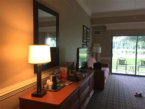 view of room picture of shades of green hotel orlando
