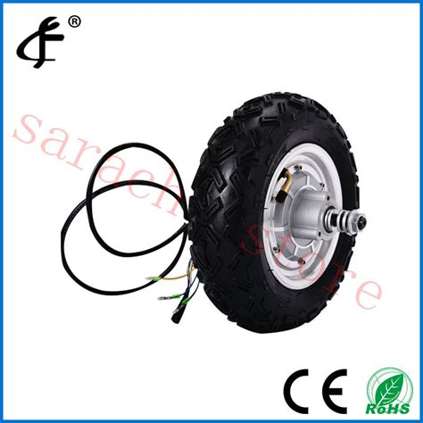 electric nutrunners de1 36 w 10 quot 800w 36v vacuum tire electric scooter front wheel hub