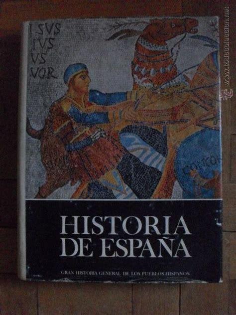 libro espaa romana roman historia de espa 241 a tomo i epocas primitiva comprar en todocoleccion 45255945
