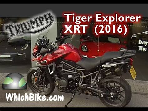 exploration full version review new 2016 triumph tiger explorer xrt full review ride