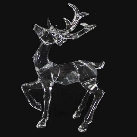 acrylic standing reindeer christmas all year