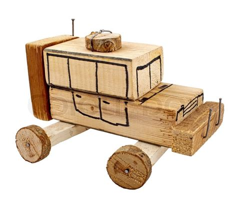 Handmade Wooden Toys Plans - handmade wooden car stock photo colourbox