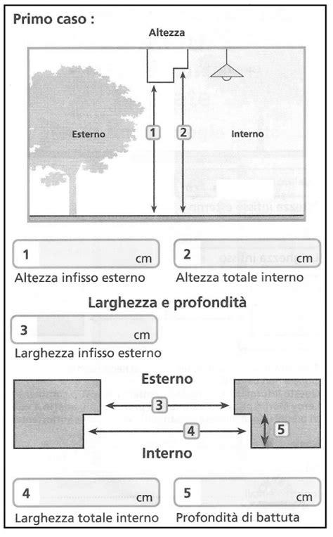 misure di una porta prendere le misure esatte per una porta blindata