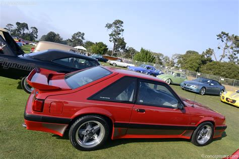 auction results and data for 1989 saleen mustang ssc