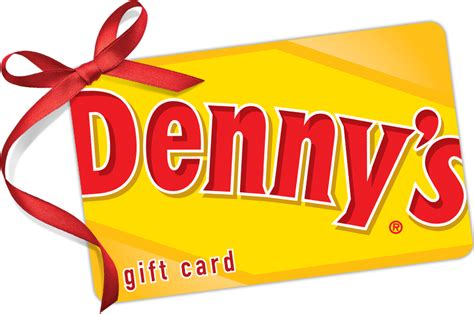 Denny S Gift Card - denny s gift cards denny s