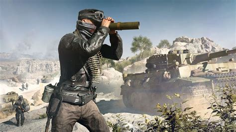 battlefield 5 here s all of the weapons and vehicles available at release
