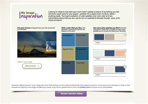 all glidden paint color pictures to pin on