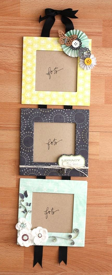 picture frame pattern ideas 14 photo frame ideas a little craft in your daya little