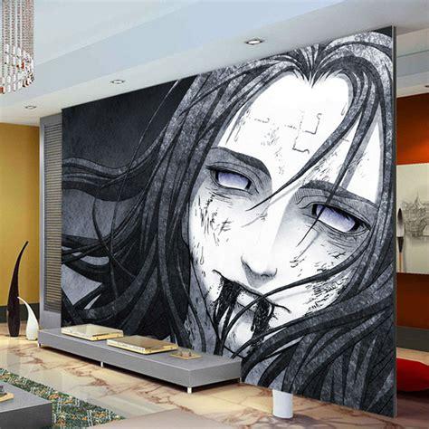 wallpaper graffiti naruto aliexpress com buy naruto photo wallpaper hyuga neji