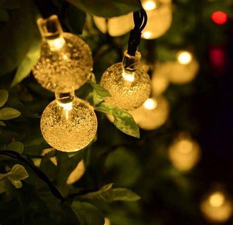 lichterkette garten sommer 5m solar led innen au 223 en lichterkette weihnachten garten