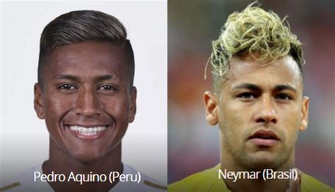 corte de neymar 2018 russia mundial rusia 2018 pedro aquino y neymar enfrentados por