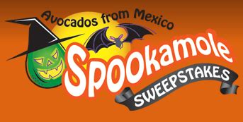 Icard Gift Card - avocados from mexico spookamole sweepstakes win a 500 icard gift card