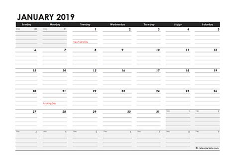 editable  monthly calendar excel template  printable templates