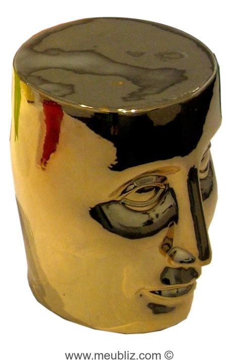 Tabouret Xo By Starck by Tabouret Quot Bronze Quot Par Philippe Starck Meuble Design