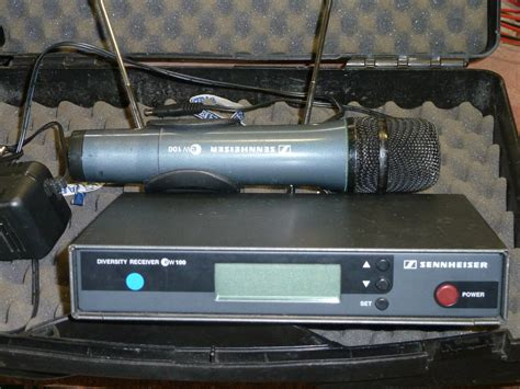 Microphone Waireless Sennheiser Ew3000 G3 image gallery sennheiser ew 3000