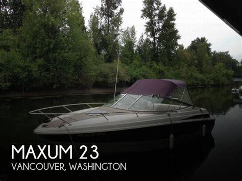 1999 maxum boat maxum 23 boats for sale