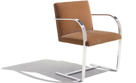 Brno Chair brno chair with flat bar frame hivemodern