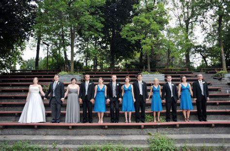 an outdoor wedding in montreal a pretty outdoor wedding in montreal weddingbells