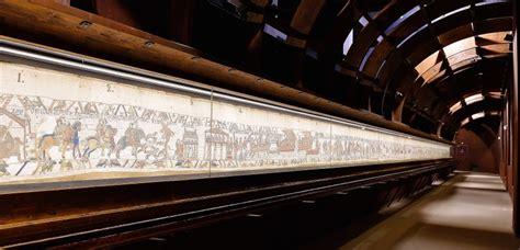Tapisserie De Lisieux la tapisserie de bayeux pr 234 t 233 e 224 l angleterre