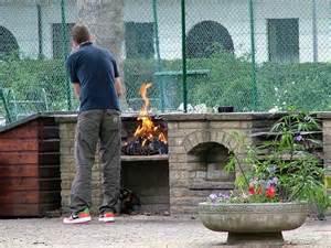 grillen garten barbecue fai da te consigli giardino come costruire un