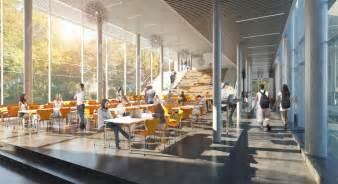 Floor Plans Nyc marselisborg high school in aarhus denmark by gpp architects