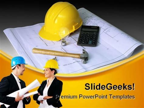 construction presentation template free tomyads info
