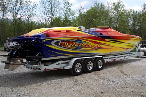 best paint jobs offshoreonly - Boat Paint Jobs Miami