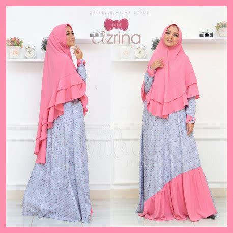 Tamani By Friska baju muslim oribelle pusat grosir baju muslim