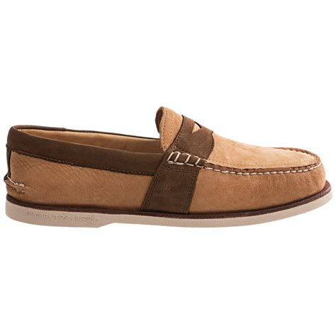sperry loafers sperry gold cup authentic original loafers for