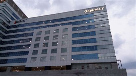 genpact silokhera building t genpact office photo