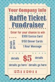 Raffle Poster Templates by Customizable Design Templates For Raffle Postermywall